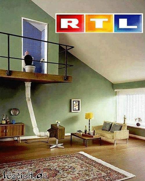 RTL-Tagesprogramm