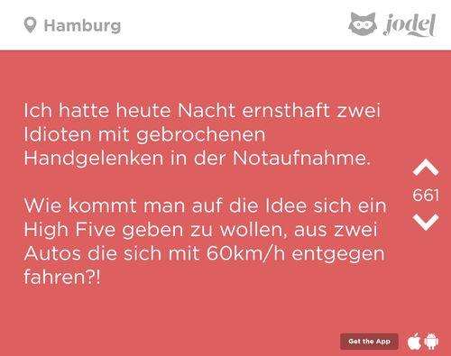 Notaufnahme Hamburg