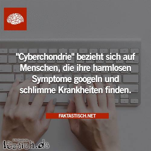 Cyberchondrie