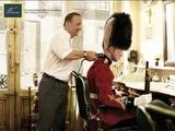 Londoner Friseur