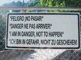 In Gefahr