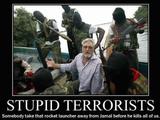 Idiotige Terroristen