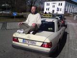 Leben eines Taxifahrers