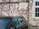 Rückwärts einparken