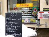 Schneeschlussverkauf