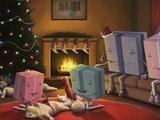 Weihnachten mal andersrum