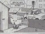 Flitzer bei Google Street View