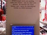 IKEA will besser werden!