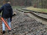 Erklärungen verbogene Schienen im Wendland 3