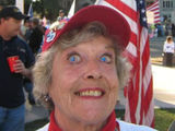 Amerikanische Oma