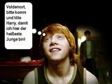 Ron Weasley hat einen Wunsch