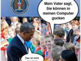 Obamas Wissen