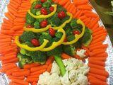 Gesunder Weihnachtsbaum