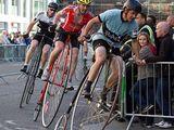 Altes Radrennen