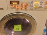 Waschmaschine benutzen