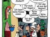 Halloween steht vor der Tür