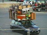 Umzugswagen