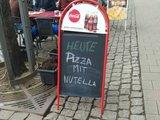 Nachtischpizza?