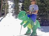 Skifahren mit Niveau