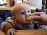 J und die Zitrone
