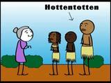 Die Geschichte der Hottentotten
