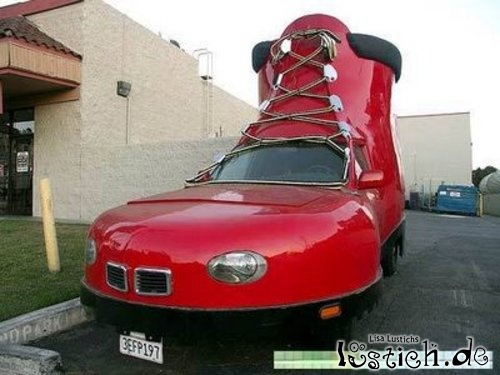 Auto-Schuh