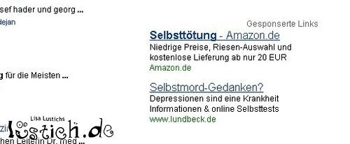 Selbsttötung - Amazon