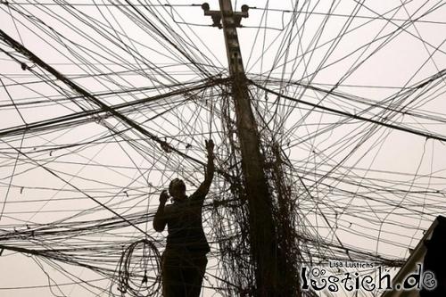 Wo ist das richtige Kabel nun?