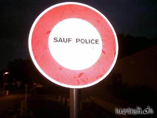 Saufpolizei