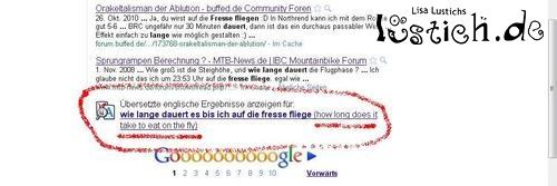 Komische Google-Übersetzung