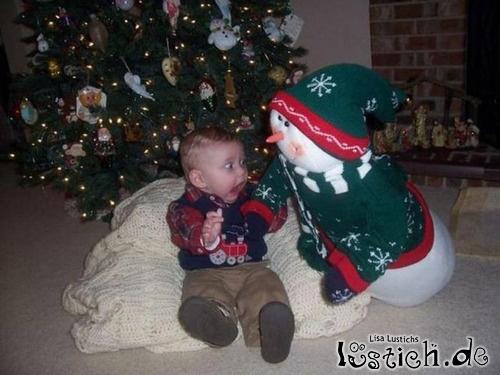 Schrecken zu Weihnachten