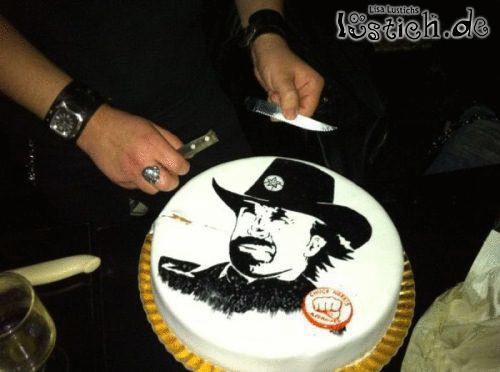 Chuck Norris Torte