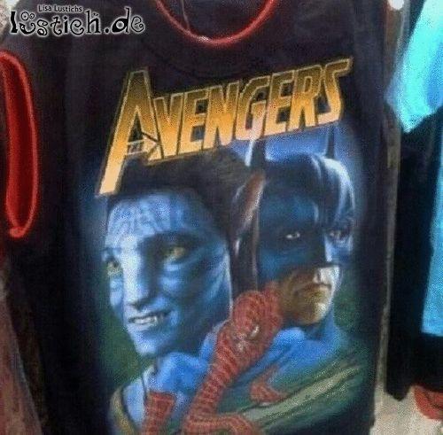 Die wahren Avengers