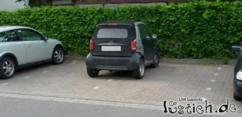 Smartes Parken