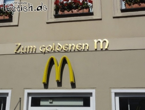 Zum goldenen M