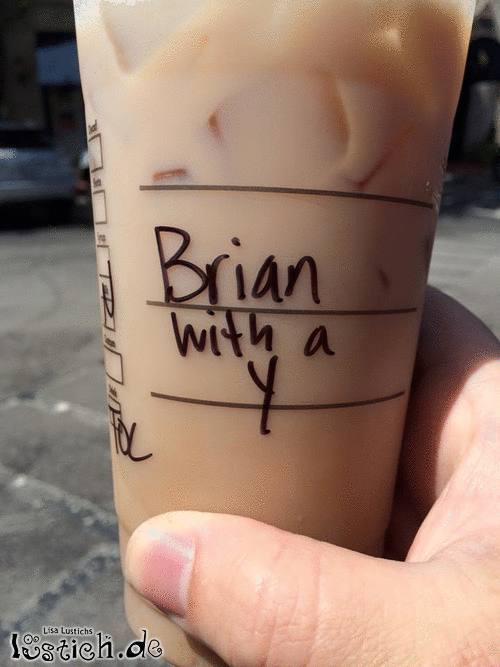 Starbucks-Troll