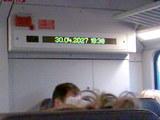 Seltsame Zeiten bei der Bahn