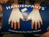 Unterhosen für die Hände