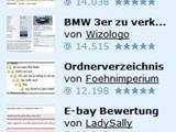Ebay Bewetung und Ordner von Lustichen Usern