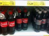 gesicherte Cola
