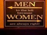 Frauen haben immer Recht