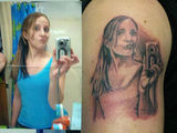 Das eigene Tattoo