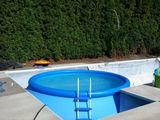 Neuer Swimmingpool