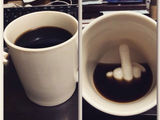 Nette Kaffeetasse
