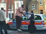Schwere Verhaftung
