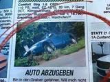 Auto zu verschenken