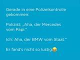 BMW vom Staat