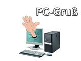 PC-Gruß